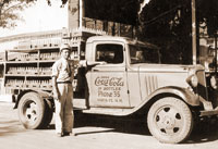 History of Coca-Cola in New Mexico