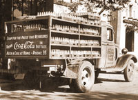 History of Coca-Cola in Santa Fe