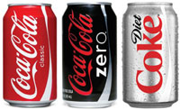 Order Coke Softdrinks